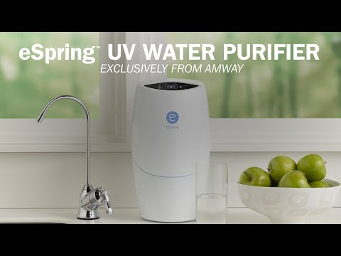 eSpring Water Purifier & Water Treatment System for Home | Amway