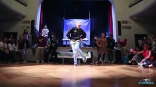 Kevin Paradox // Judge Showcase // International Impact 2 vs 2 All Style Battle