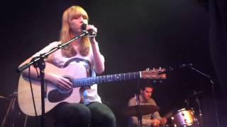 Lucy Rose live - Watch Over- at Kranhalle München Munich 2013-02-24 HD