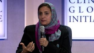 Women Decision Makers in the Global Economy - 2013 CGI Annual Meeting