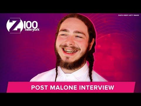 Post Malone Dreams of Meeting Ed Sheeran at Medieval Times | Interview