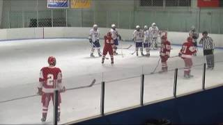 Acton Boxborough Varsity Boys Hockey vs Waltham 2/8/12