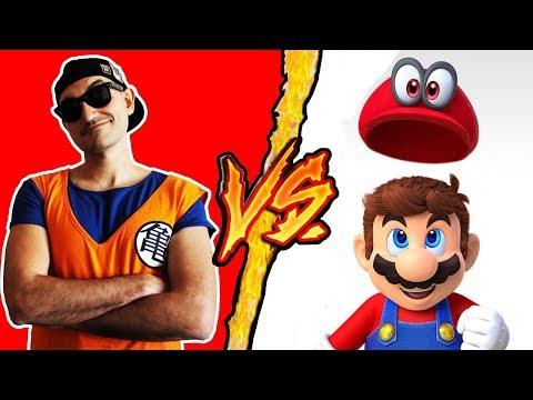 Manuel Aski VS Super Mario Odyssey Gameplay ITA