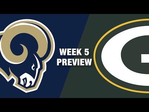 Rams vs. Packers Preview (Week 5) | NFL