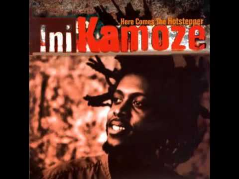 Ini Kamoze - Here Comes The Hotstepper HQ