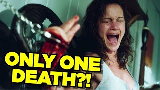 10 Horror Films Where Only One Person Dies