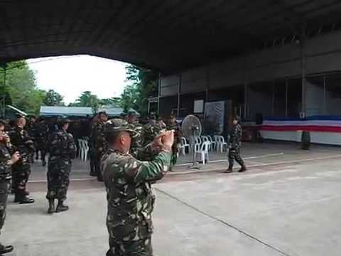 """36th National Reservist Month """"1st Metro Davao RRBN PA"""""""
