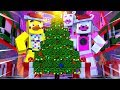 Decorating For Christmas! Minecraft FNAF Roleplay
