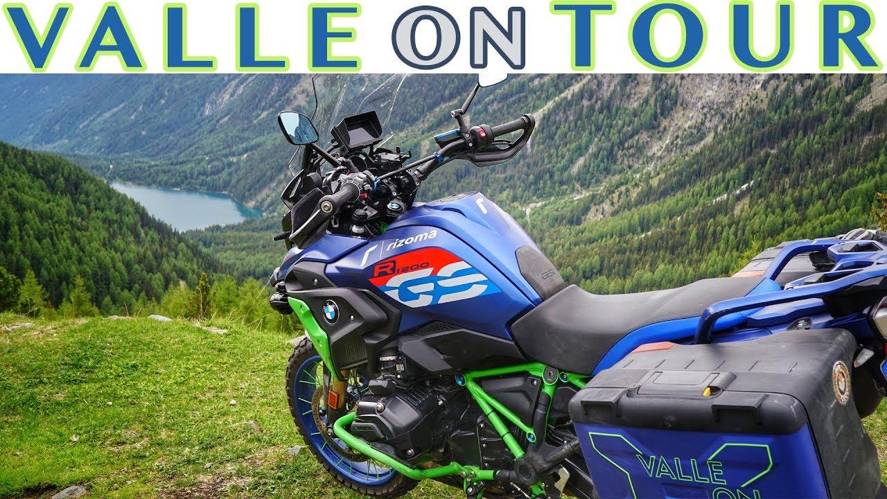 Bmw Gs 1200 Adventure >> BMW R 1200 GS RALLYE / MARTIN EDITION / RIZOMA / UMBAU / PREMIERE / BMW MOTORRAD / VALLE ON TOUR ...