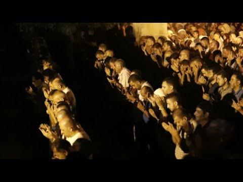 دعوة للمقاومة الشعبية ضد الإجراءات الإسرائيلية في المسجد الأقصى