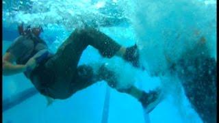 Water Survival Tactics Law Enforcement Video