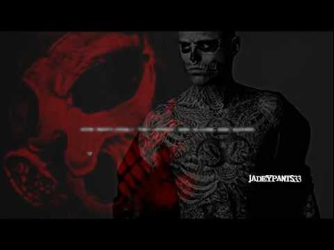 Rick Genest/Zombie Boy - Mother F*ckin' Monster. ☠ #jadeypants33