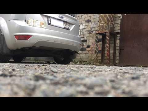 Ford Focus 2 сизый дым 2,0 Duratec
