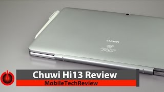 Chuwi Hi13 Review - What if Surface Book was $400?