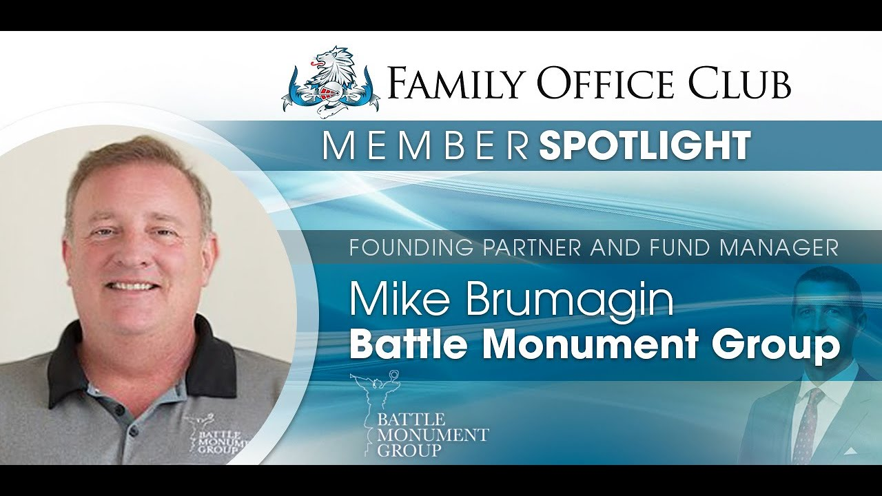 Interview with Founding Partner Mike Brumagin