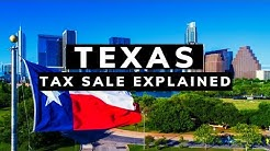 Texas Tax Sale Investing {25%-50% Returns}: Weekly Update (2/16/18)