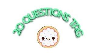 20 question tag! Thumbnail