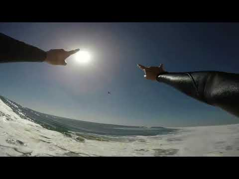 Surfer Takes Epic 8-Barrel Ride into History