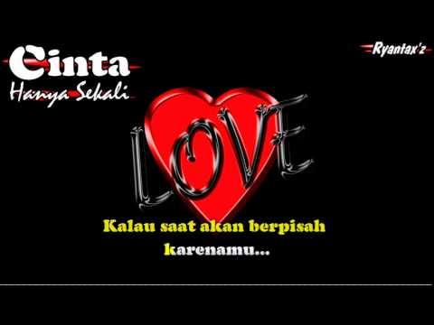 Cinta Hanya Sekali Dangdut