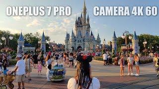 OnePlus 7 Pro Camera 4K 60fps Video Test!