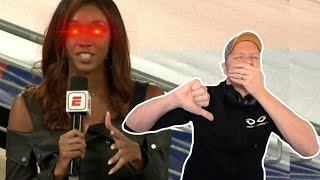 ESPN's Maria Taylor BUSTED For Virtue Signaling - It BACKFIRES In GLORIOUS Fashion