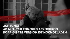 Gregor Gysi & Henry Hübchen - Achtung! Ab 58:11 asynchron. Neue Version ist hochgeladen
