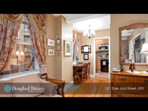 321 East 43rd Street apt. 403 New York, NY 10017 | For Sale/Rent