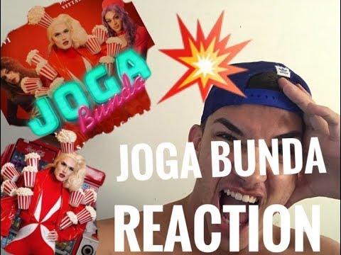 Aretuza lovi - Joga Bunda feat Pabllo Vittar & Gloria Groove REACTION
