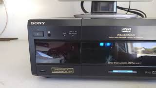 Sony DVP-CX870D CD/DVD Player