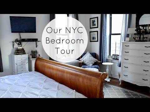 New York City Pre-War Apartment Bedroom Tour