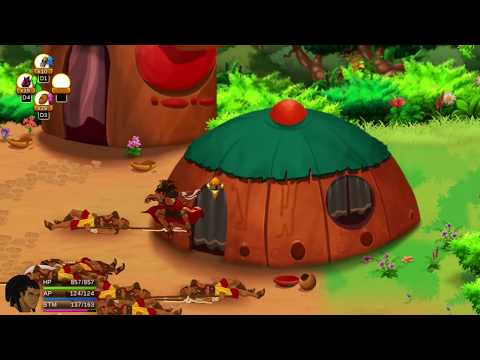 Aurion: Legacy of the Kori - Odan, and meet the brudda of the Queen  
