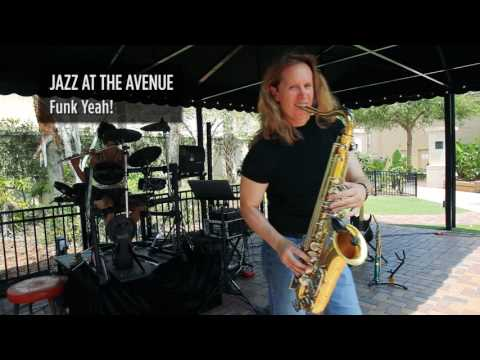 Jazz at The Avenue Viera keeps Central Park cool on a Sunday afternoon