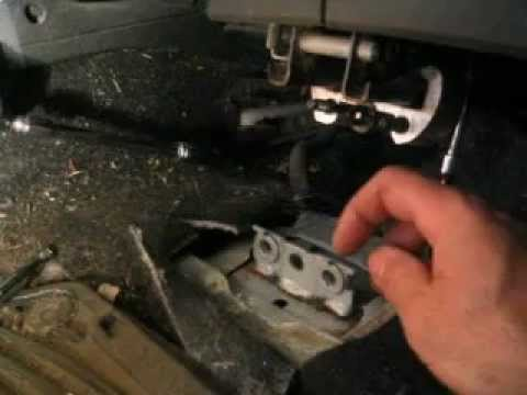 Vw Seat Mount Repair