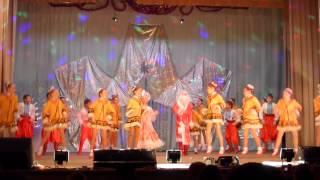 Сияние. Танец Дед Мороз