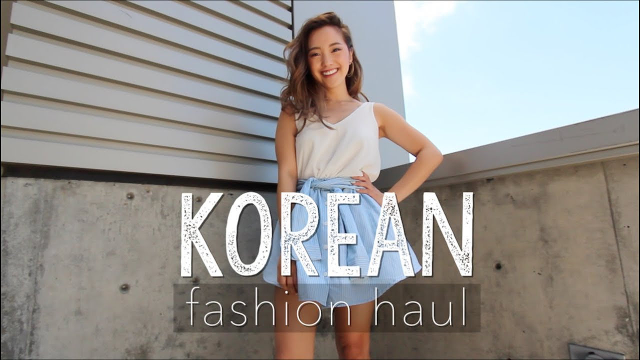 Style korean clothing