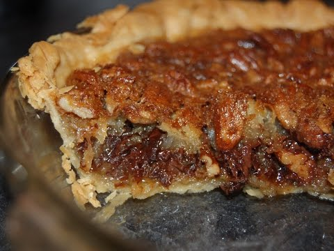 How To Cook A Southern Style Pecan Pie