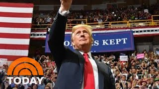 President Donald Trump And Barack Obama Campaign Ahead Of 2018 Midterms | TODAY