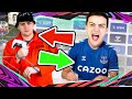 If I Win This Game of FIFA 21.. I WILL SIGN FOR EVERTON!!