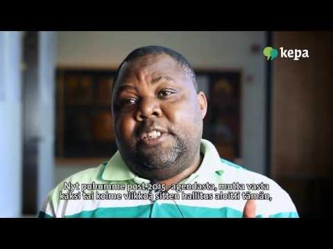 Post 2015: Mozambique