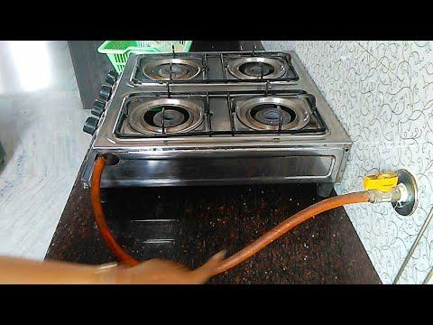 Gas cylinder को करे रसोई से बाहर !! Super Space Saving Kitchen Tip || Safe Underground installation