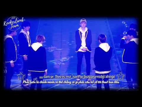 [KARA+VIETSUB][150328-29] BTS BEGINS - BORN SINGER • FANCAM by DIRECT KILL