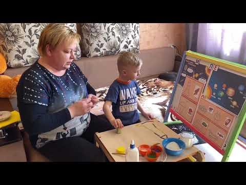Чем занять ребенка на карантине  😊Урок 3