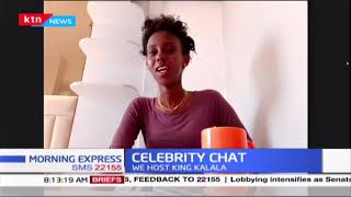 Celebrity chat with King Kalala