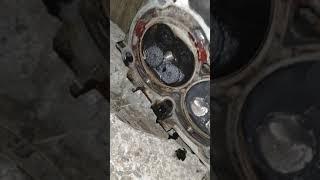 Ремонт двигателя Ford Focus 1.6 100л.с. ч3