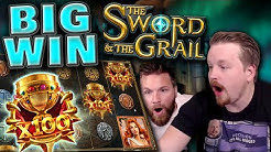 BIG WIN COMEBACK on The Sword and the Grail!