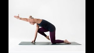 Andrea Marcum Live-- 60 Minute Yoga Class-- Yoga for Balance, Strength & Stretch