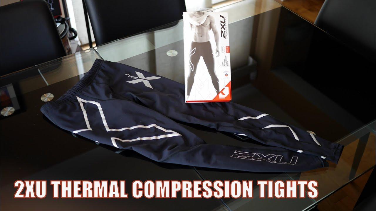 2xu thermal compression tights herr