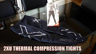 2XU Thermal Compression Tights Tested + Reviewed