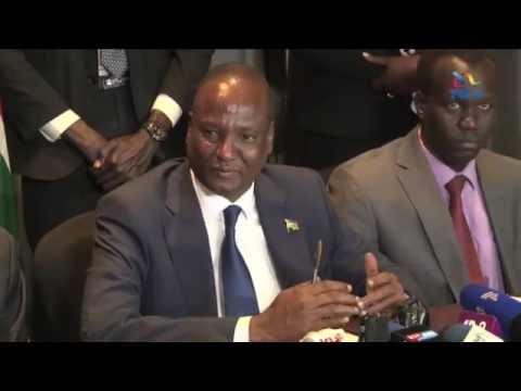 South Sudan pleads for aid