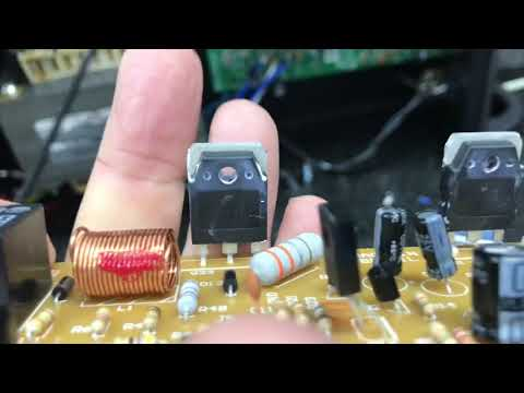 Download Manutenção do Amplificador PWM-300